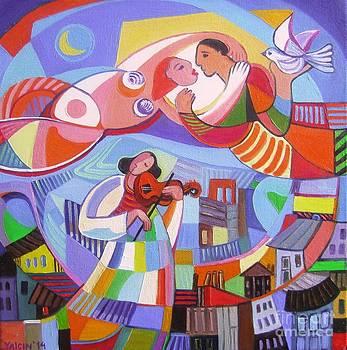 Lovers by Elena Yalcin