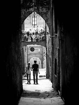 Lovers Lane by Karen Lindale
