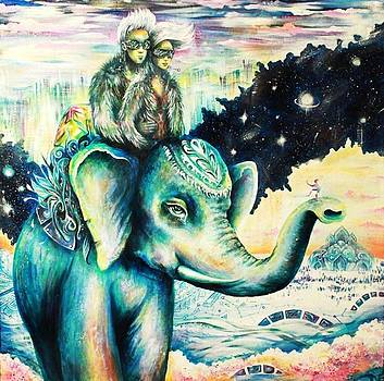 Loves Enlightenment by Natasha Kudashkina