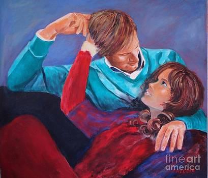 Lovestory by Dagmar Helbig