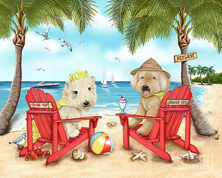 Loving Key West by Catia Lee