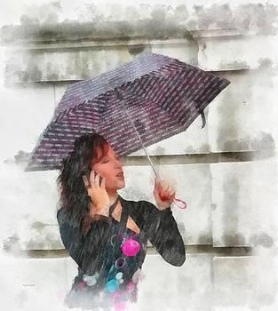 Loving The Rain by Patrick OHare