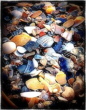 Low Tide Mosaic by Dan Stone