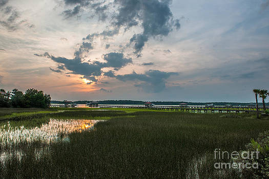 Dale Powell - Lowcountry Golden Hour