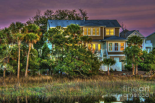 Dale Powell - Lowcountry Home on Marsh