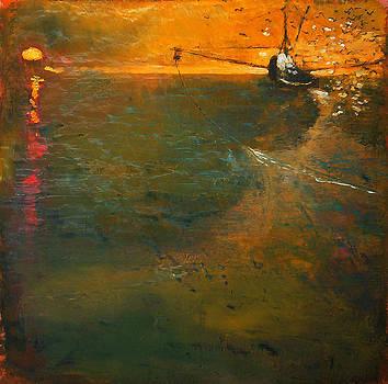 Lowcountry Shrimp Boat by Daniel Bonnell