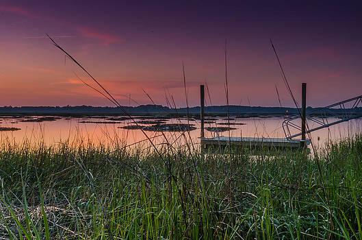 Lowcountry Sunrise by Richard Kook