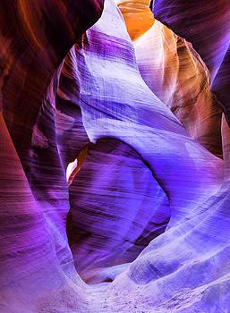 Lower Antelope Canyon 1 by Jodi Jacobson
