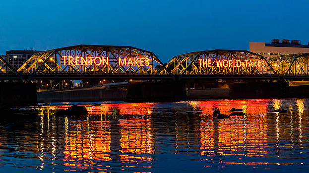 Louis Dallara - Lower Trenton Bridge