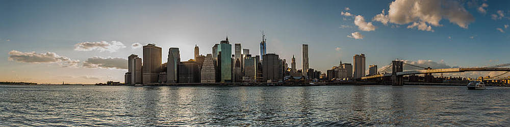 Chris McKenna - Lowerr Manhattan Panoramic