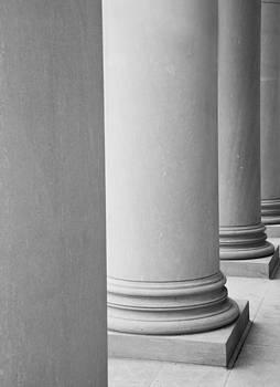 LSU Columns by John Gusky