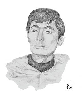 Lt. Sulu by Thomas J Herring