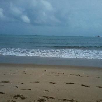 beach in Fortaleza by Eduardo Lemos