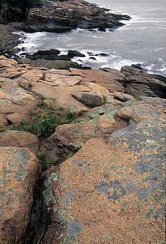 Harold E McCray - Lubec Coastline - Maine
