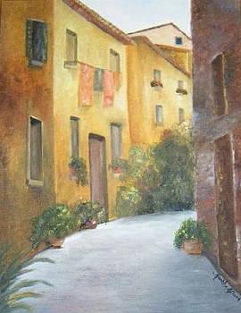 Luciagnano-Val-di-Chiana by Martha Efurd