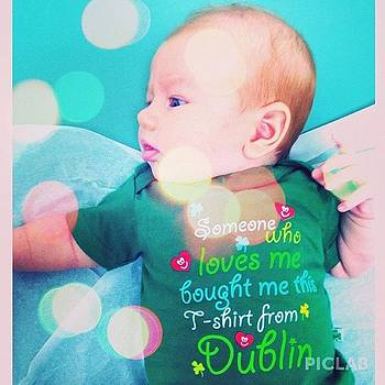 Luck Of The Irish For Baby's First by Chelsea Daus
