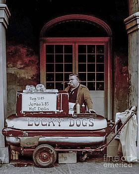 Lucky Dog Man by James  Dierker
