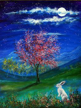 Lucky Rabbit by Ann Marie Bone