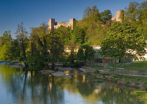 David Ross - Ludlow Castle