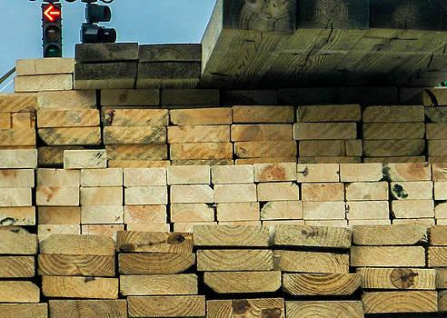 Christy Usilton - Lumber Truck