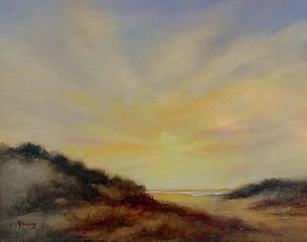 Luminous Dunes by Bernie Rosage Jr