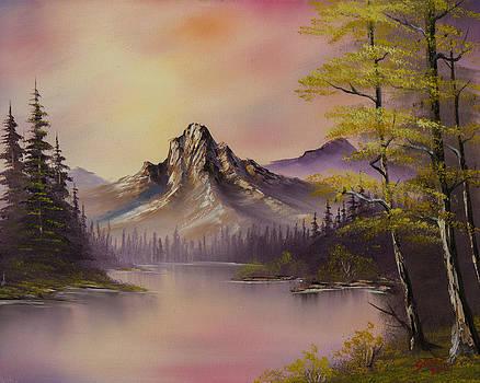 Chris Steele - Luminous Lake