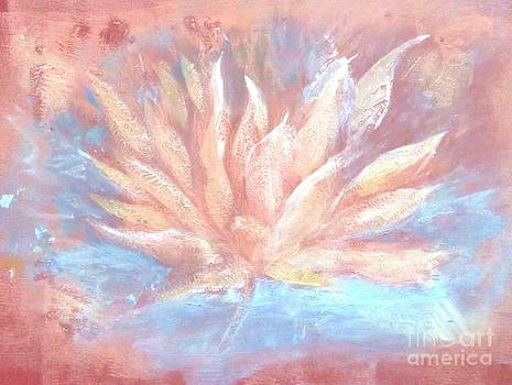Luminous Lotus by Beth Fischer
