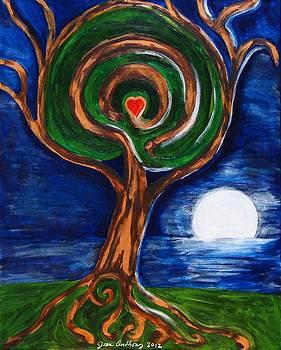 Jeanie Anthony - Lunar Labyrinth