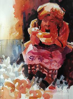 Lunch Break by Roger Parent