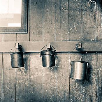 Lunch Pails by Will Gunadi