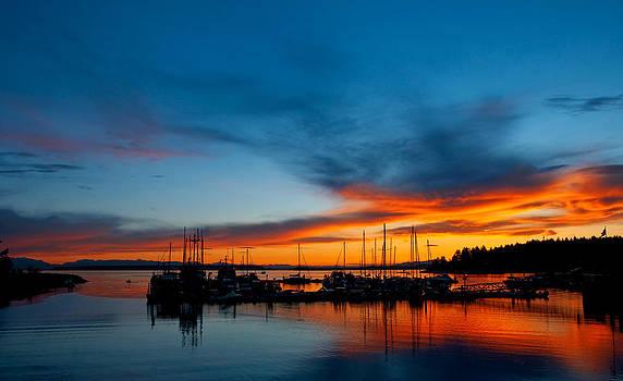 Lund Glow by Darren Bradley