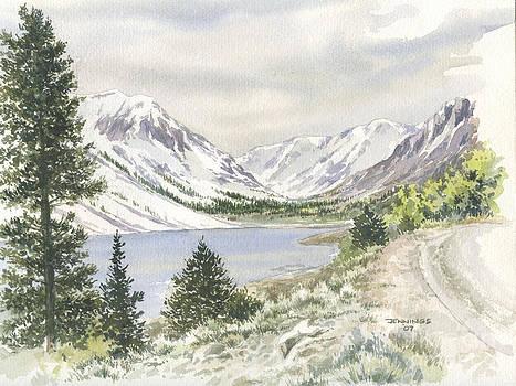 Lundy Lake by Mark Jennings