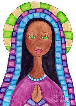 Lupita Portrait Aya Sofya by Emily Lupita Studio