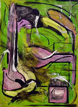 Lust by Antonio Ortiz