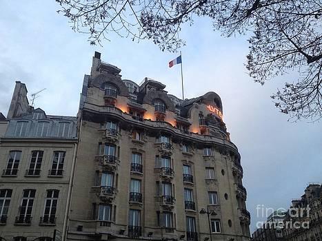 Lutetia Saint Germain by Greg Cross