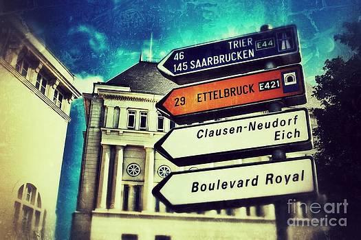 Nick  Biemans - Luxembourg City