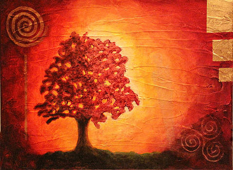 Luz Cresciente by Pat Stacy