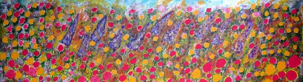 Lydia's dream by Rakhee Krishna