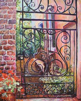 Lyrical Gate by Alice Grimsley