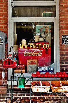 Jeff McJunkin - M. A. Pace Co. General Store Saluda NC