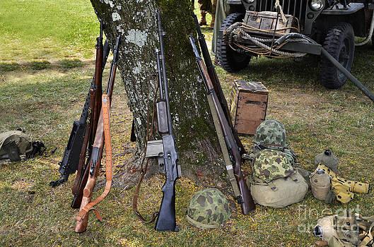 Paul Mashburn - M1918 BAR