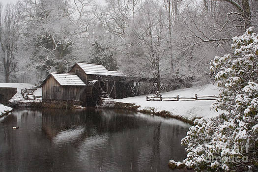 Mabry Mill - 1 by John Hassler