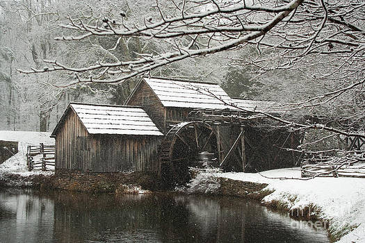 Mabry Mill - 2 by John Hassler