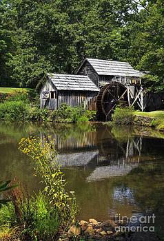 Jill Lang - Mabry Mill in VA