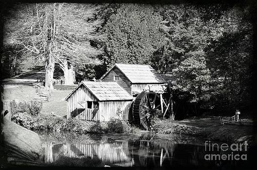Mabrys Mill by Kathleen Struckle