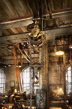 Mike Savad - Machinist - In the age of industry