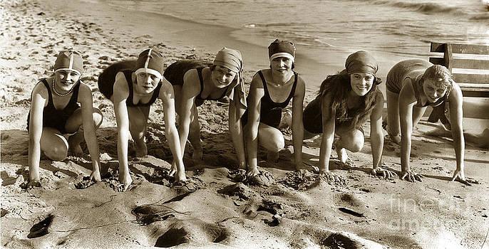 California Views Mr Pat Hathaway Archives - Mack Sennetts Bathing Beauties circa 1920