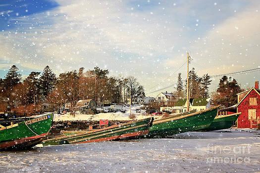 Brenda Giasson - Mackerel Cove Maine