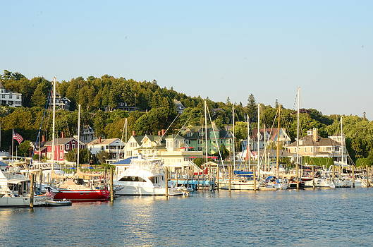 Mackinac Island by Brett Geyer