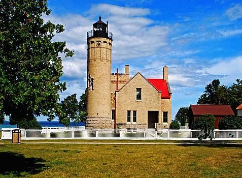 Gary Wonning - Mackinac Point Light House